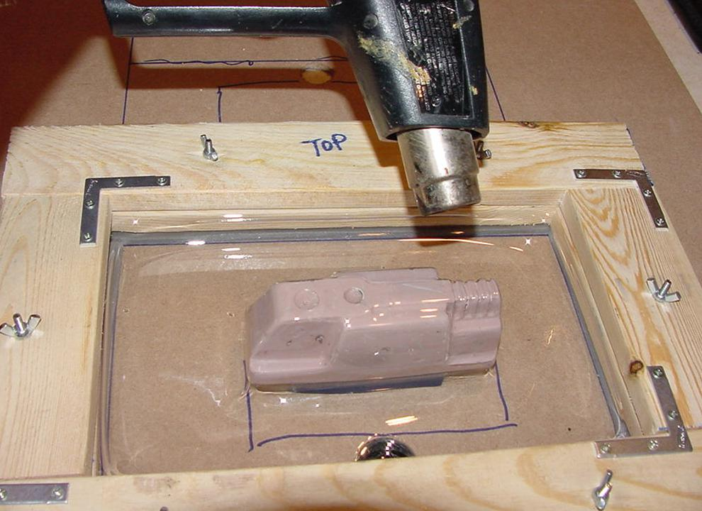 Vacuum Forming Plastic Pinball and Coin-Op Game Parts, Water Slide ...